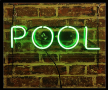 Pool Neon Sign 1
